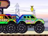 Choque de Camiones Monsters