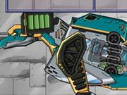 Ensamblar a Dino Robot