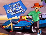Estacionamiento de la Playa