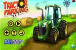 Estacionar el Tractor