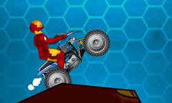 Iron Man Moto Adventure
