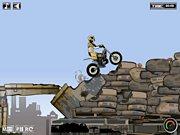 Prueba de Motocross