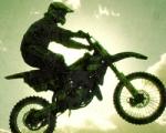 Salto en Moto