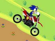 Sonic Acrobacia en Motocross