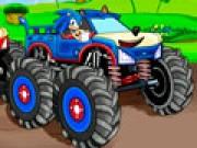 Sonic Truks Wars