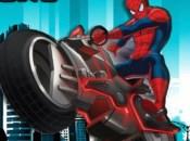Spiderman Súper Moto