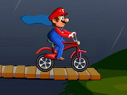Super Mario Bike Rescue