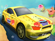 Bob Esponja Speed Car Racing 2