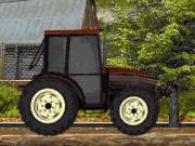 Carrera de Tractor en la Granja
