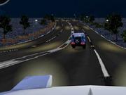 Conducir en la oscuridad