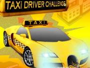 Desafío de conducción en Taxi