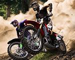 Estrella de Motocross Extremo