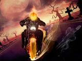 Halloween de Ghost Rider