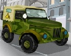 Jeep Entrega de Armas