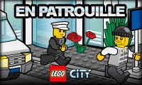 LEGO CITY: ON PATROL