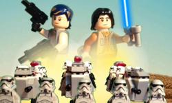 Lego Star Wars: Empire vs Rebels 2016