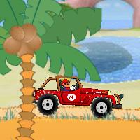 Mario Beach Driver
