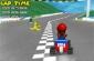 Mario en Karting