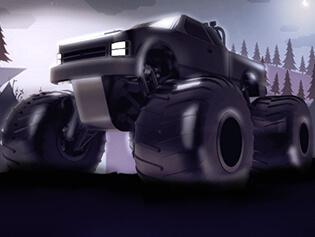 Monster Truck Sombrías 2