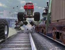 Salto en Camioneta