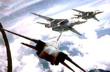 Simulador de F16