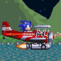 Sonic en el Aire