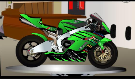 Tunea a la Honda CBR600